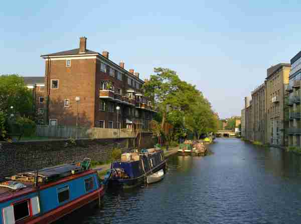 London Canal Life