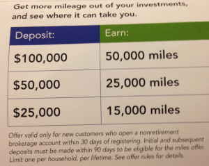 Earn Up to 100,000 United, American & Delta Miles With