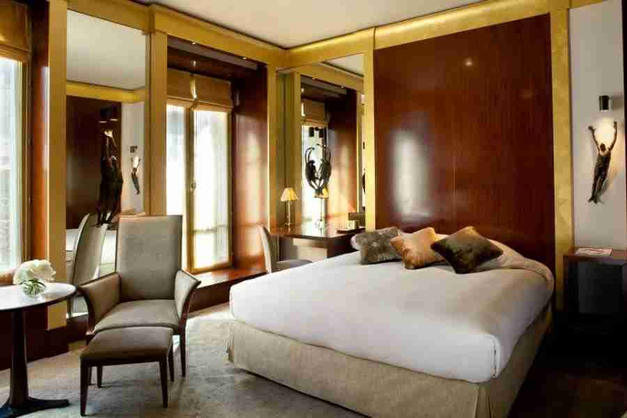 A suite at the Park Hyatt Paris Vendome