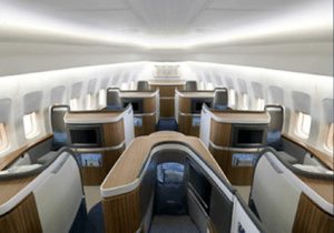 Minimalist yet luxurious, Cathay Pacific's first class seats have been garnering raves.