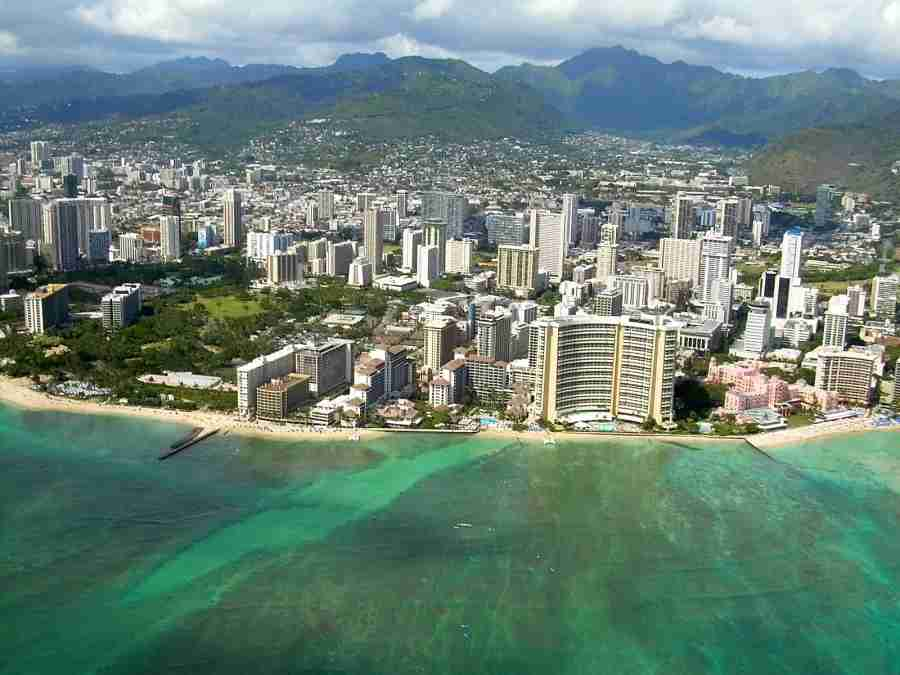 Waikiki is home to many of the islands