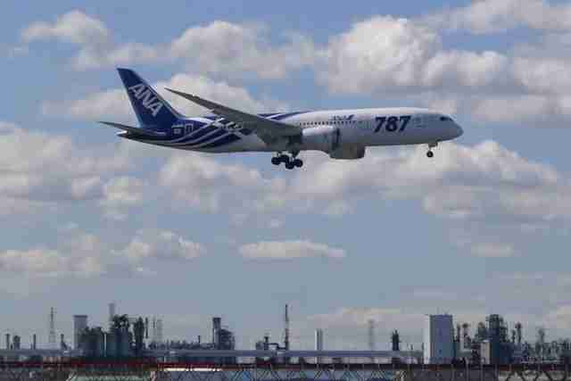 When every Boeing 787 was grounded back in 2013, there wasn