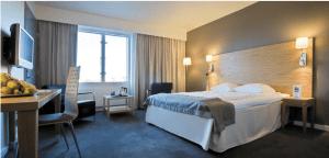 Standard room at the Park Inn Radisson
