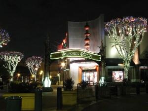 Downtown Disney.