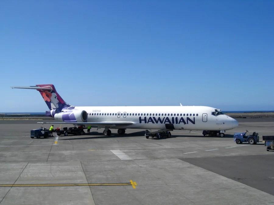 Hawaiian Airlines Boeing 717