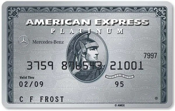 American express to discontinue mercedes benz platinum card for Mercedes benz loyalty program