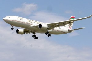 Etihad is another airline option to the Maldives.