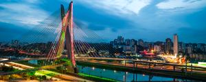 Earn double miles on flights to Brazil on US Airways.