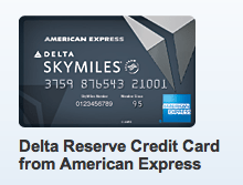 Putting extra spend on a Delta Reserve card is worth it because you'll earn elite miles.