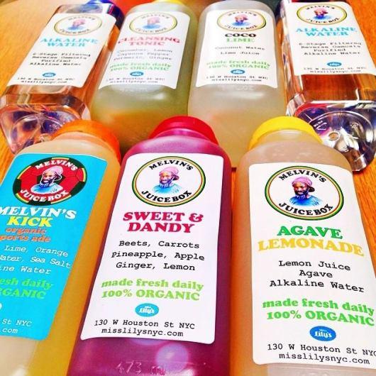 Melvin's Juice Box in New York City