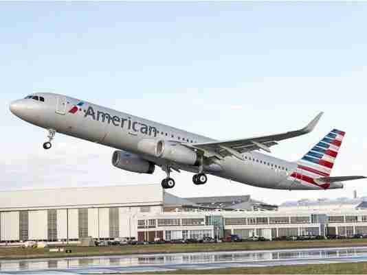 American has several new A321