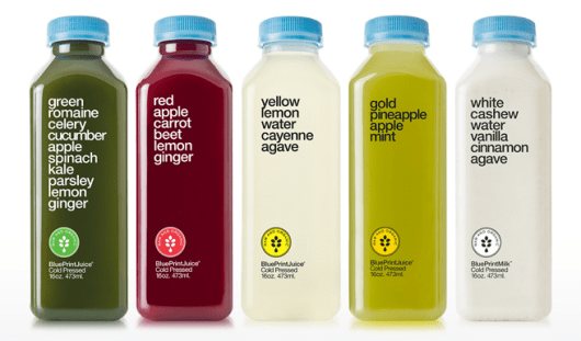 Blue Print juices are available for shipping all over the country.