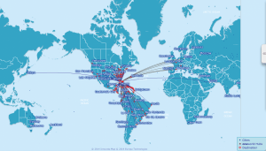 Maximizing International Gateway Stopovers on American Airlines ...