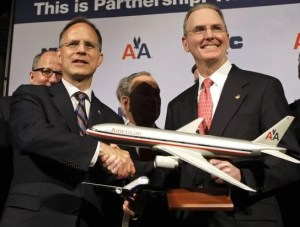 AA and Jet Blue are terminating their relationship.
