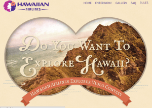 Win 240,000 miles with Hawaiian Airlines.