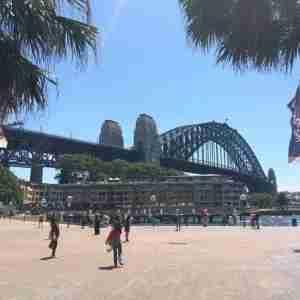 Park Hyatt Sydney exterior.