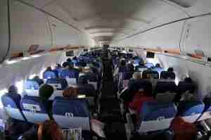 The main cabin of United