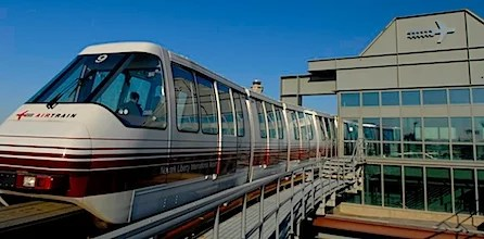 Newark Airport Airtrain To Close May July Schedule Even