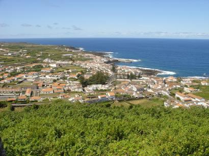 Graciosa is in the Azores.