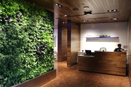 As Chase is removing their Lounge Club benefit, Amex is building their own Centurion lounges.
