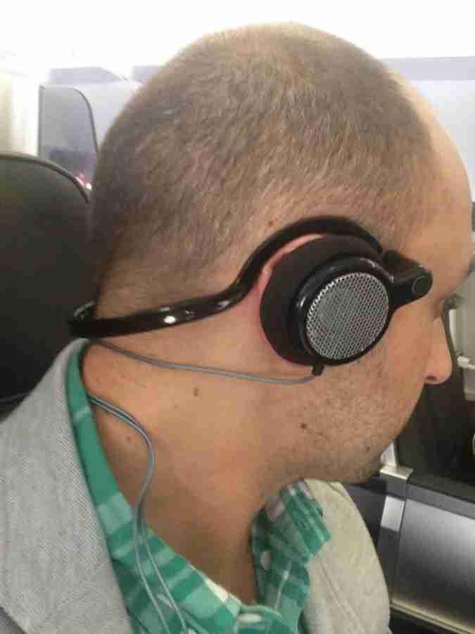 iGrado behind the ear headphones by Grado Labs