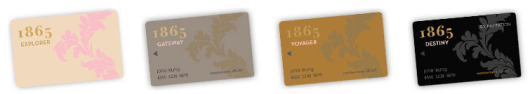 Langham's 1865 loyalty program has four status tiers