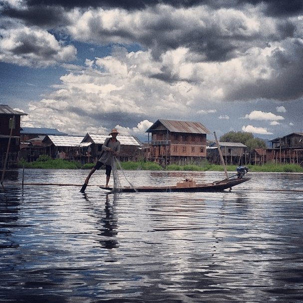 I traveled to Inle Lake, so my doctor prescribed anti-malarials, but I had no issues with mosquito bites or side effects.