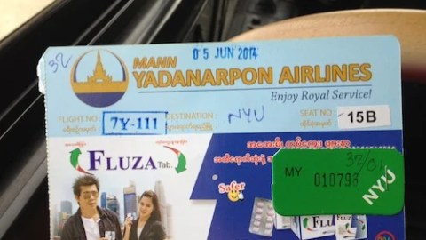 Trip Report: How To Book Domestic Flights Within Myanmar – The