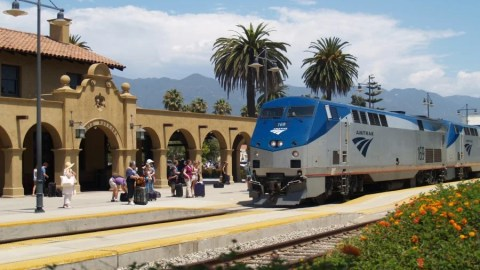 Train Or Plane U S Routes Where Amtrak Beats Flying
