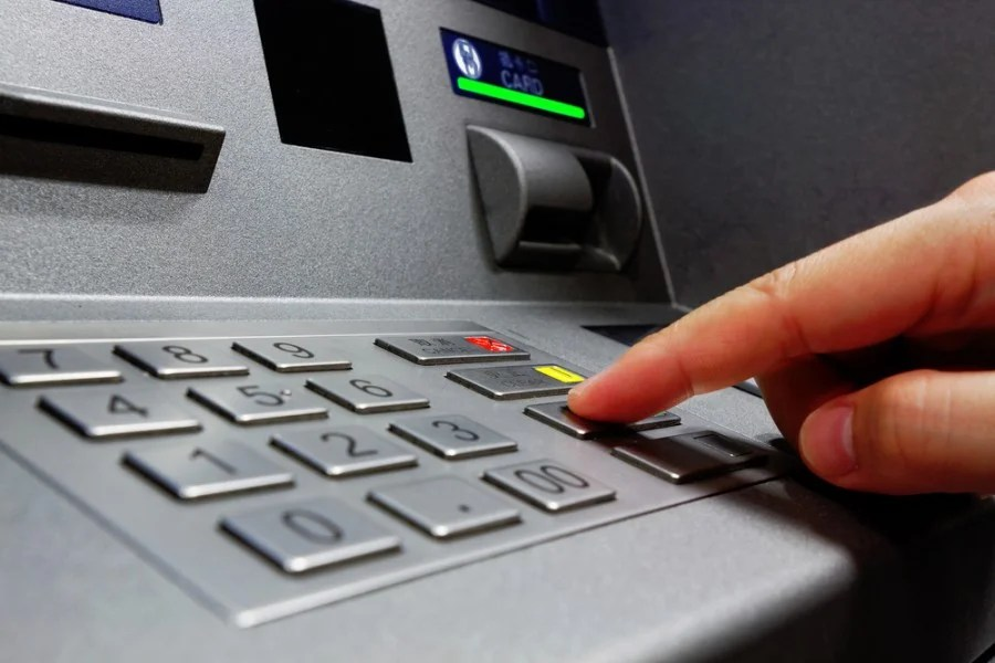 can you pay capital one credit card at atm