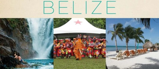 You could win a trip to Belize for two.