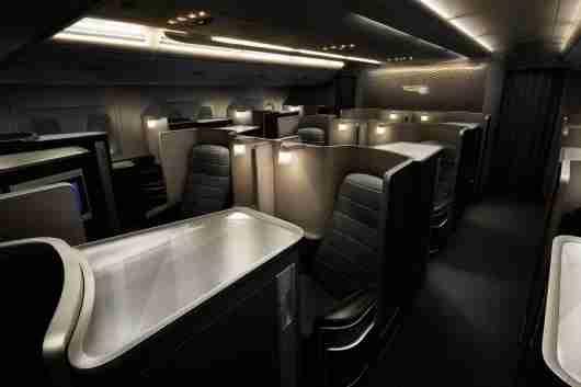 British Airways A380 First Class