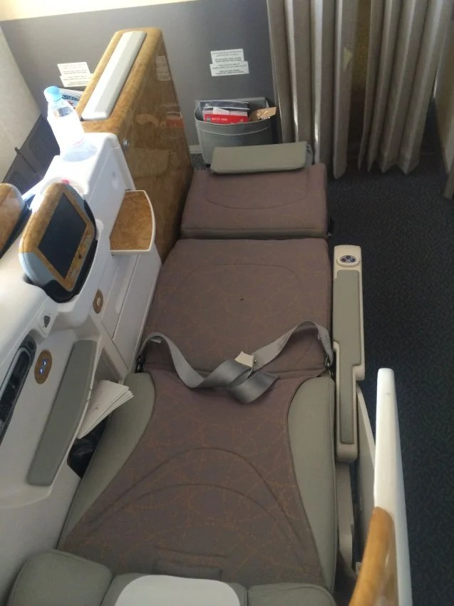 Flight Review Emirates Business Class Milan Jfk The