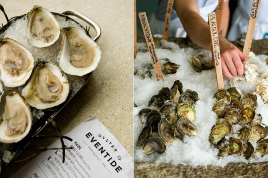 Eventide Oyster Bar