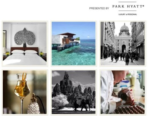 Win a trip to the Park Hyatt New York City