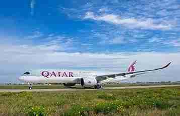 Qatar A350 will launch between Frankfurt and Doha