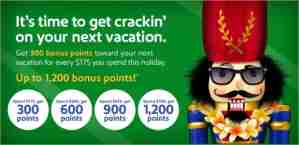 Earn bonus points for shopping on Southwest
