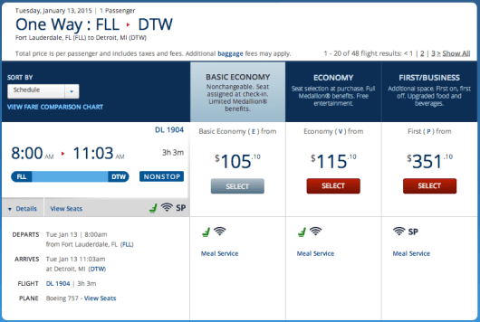 Delta's Basic Economy ticket (E fare class) will soon have fewer benefits, even for elite flyers.