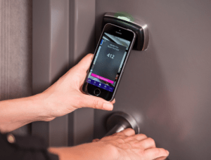 The new SPG Keyless App, making your life easier, one tap at a a time!
