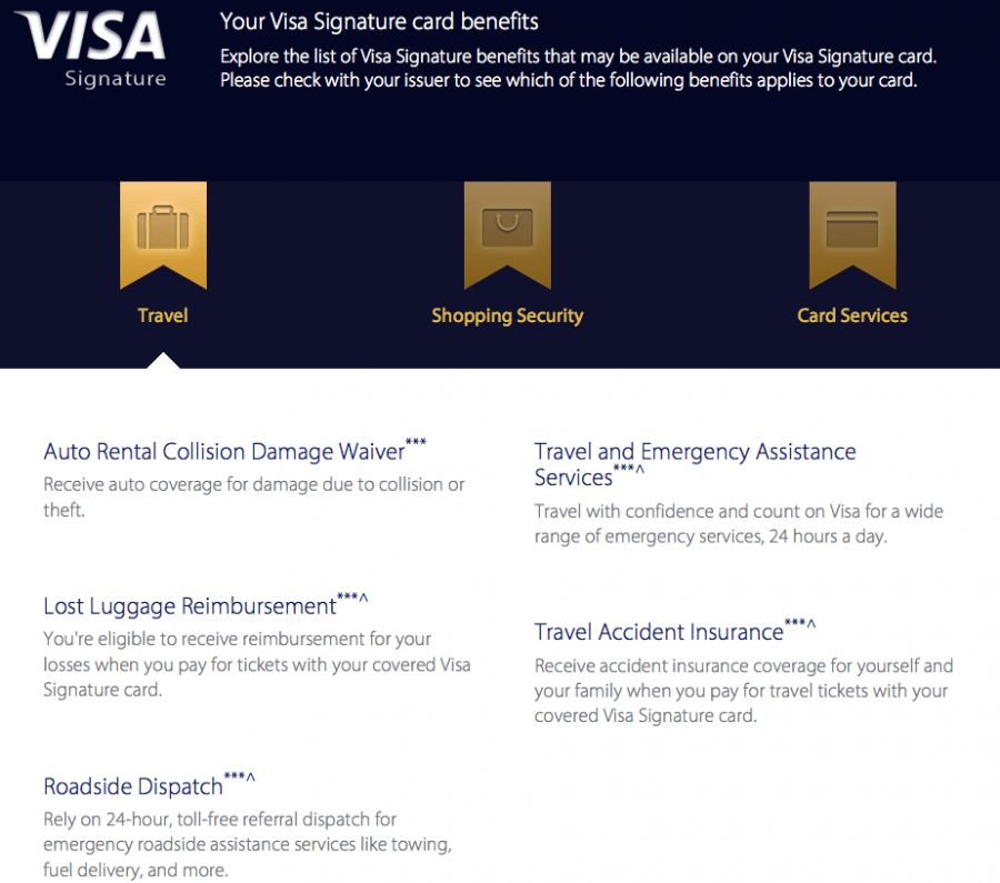 The no annual fee Citi Hilton card gives you a variety of benefits as a Visa Signature product.