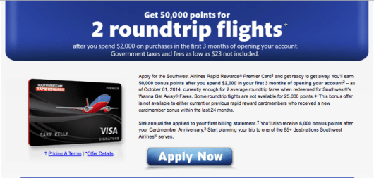 Now is the perfect time to apply for the Southwest card if you want to maximize a Companion Pass.