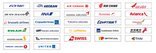 United is a member of Star Alliance.
