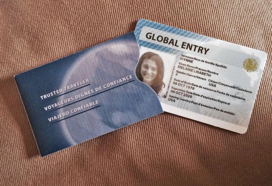 Image Result For Global Entry Card Border Crossing