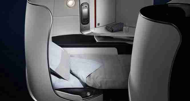 The new Air France business elite cabin