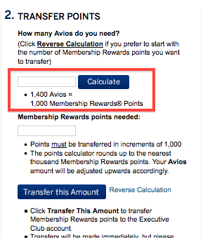 The bonus is already coded in the transfer page.