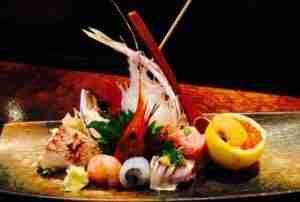 Craft Izakaya sushi