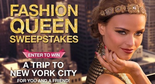Win a trip to Fashion Week in New York City