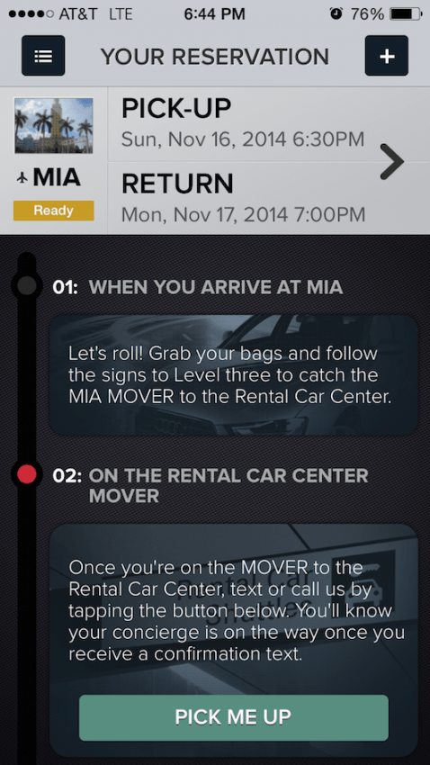 Instructions on how to access my SilverCar.
