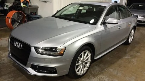 Silvercar Review Luxury Car Rentals For The Tech Generation The - Audi silver car