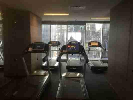 Park Hyatt New York Gym